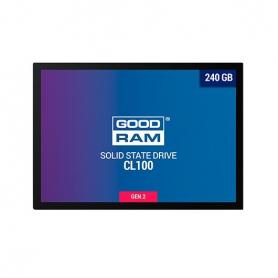 DISCO DURO 25 SSD 240GB SATA3 GOODRAM CL100 GEN2