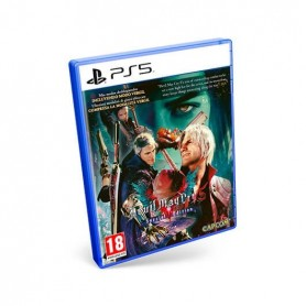 JUEGO SONY PS5 DEVIL MAY CRY 5 EDESPECIAL PS5 DMCPS5