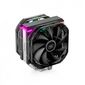 VEN CPU DEEPCOOL AS500 PLUS ARGB 2XVEN 140MM 159MM ALTURA M