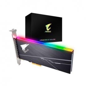 DISCO DURO PCIE SSD 1TB GIGABYTE AORUS AIC PCIE X4 RGB