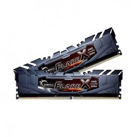 MODULO MEMORIA RAM DDR4 16G 2x8G PC3200 GSKILL FLARE X