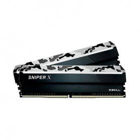 MODULO MEMORIA RAM DDR4 32G 2X16G PC3200 GSKILL SNIPER X