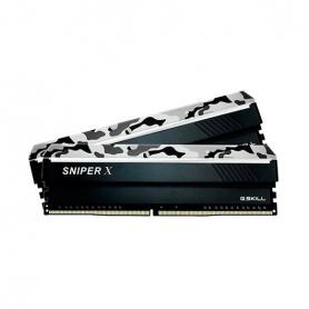 MODULO MEMORIA RAM DDR4 32G 2X16G PC3600 GSKILL SNIPER X