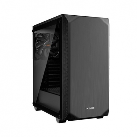 TORRE ATX BE QUIET PURE BASE 500 WINDOW BLACK