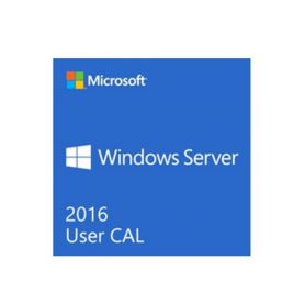 WINDOWS SERVER 2016 50 USER CAL