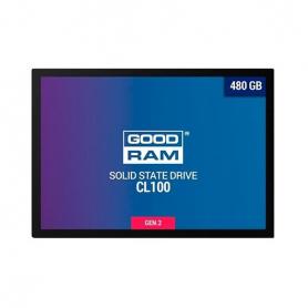DISCO DURO 25 SSD 480GB SATA3 GOODRAM CL100 GEN2