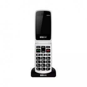 MOVIL SMARTPHONE MAXCOM COMFORT MM824 NEGRO ROJO