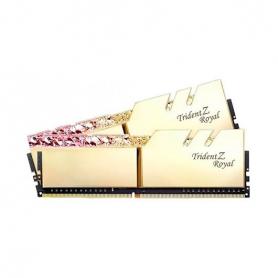 MODULO MEMORIA RAM DDR4 16G 2X8G PC3600 GSKILL TRIDENT Z R