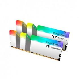 MODULO DDR4 16G 2X8G PC4600 THERMALTAKE TOUGHRAM BLANCO RGB