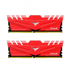 MODULO MEMORIA RAM DDR4 32GB2X1G PC3200 TEAMGROUP DARK Z