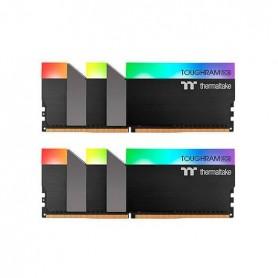 MODULO DDR4 64G 2X32G PC3600 THERMALTAKE TOUGHRAM NEGRO RGB