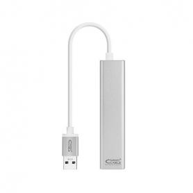 CABLE USB 30 A ETHERNET GIGABIT3XUSB NANOCABLE