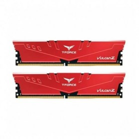 MODULO DDR4 32GB 2X16GB PC3200 TEAMGROUP VULCAN Z ROJO CL 1