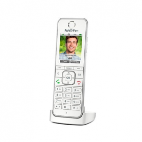 TELeFONO INALAMBRICO DECT DIGITAL FRITZ C6 BLANCO