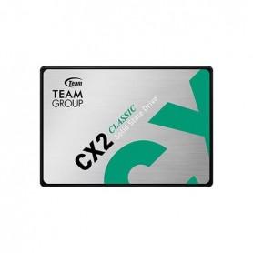 HD 25 SSD 1TB SATA3 TEAMGROUP CX2 LECTURA 540MB S ESCRITU