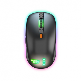 RATON OPTICO KEEP OUT X5PRO GAMING NEGRO