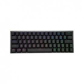 TECLADO MECANICO COOLERMASTER CK 622 RED SWITCH SPACE GRAY