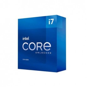 CPU INTEL 1200 I7 11700K 8X36GHZ 16MB BOX SIN DISIPADOR I