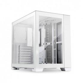 TORRE ATX LIAN LI PC O11 DYNAMIC MINI SNOW EDITION