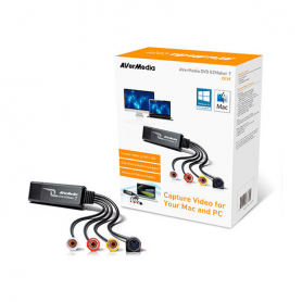 CAPTURADORA USB AVERMEDIA EZMAKER 7