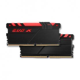 MODULO MEMORIA RAM DDR4 8GB PC2400 GEIL EVO X BLACK