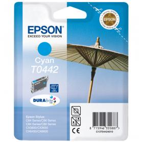 CARTUCHO ORIG EPSON T0442 CIAN